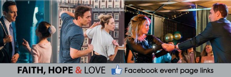 [Movie Faith, Hope & Love - Facebook event page links]